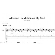 A Million on My Soul - Alexiane