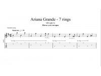 7 rings - Ariana Grande