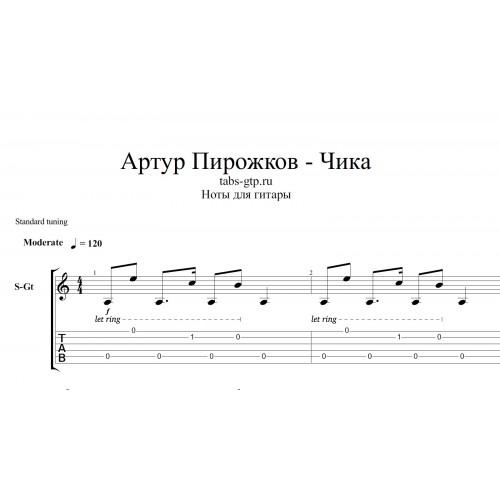 корни вика ноты для фортепиано