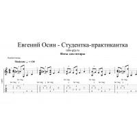 Студентка-практикантка - Евгений Осин