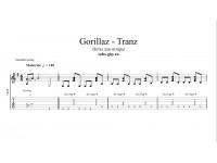 Tranz - Gorillaz