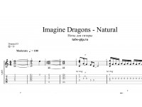 Natural - Imagine Dragons