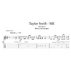 ME - Taylor Swift