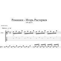Ромашки - Игорь Растеряев