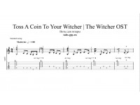 Toss A Coin To Your Witcher   The Witcher OST