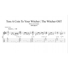 Toss A Coin To Your Witcher | The Witcher OST