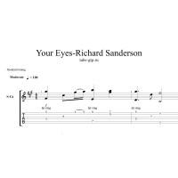 Your eyes - Richard Sanderson
